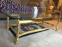 Glass coffee and end tables 582 mi