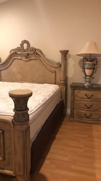 Bedroom set with madras is $1000.00 Las Vegas, 89128