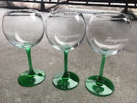 Tanqueray glasses, 12 pieces Toronto, M6J 2R2