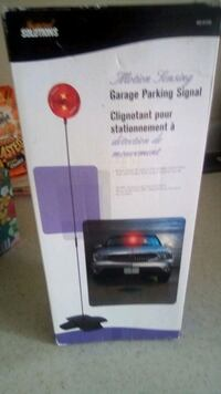 Garage parking signal.free with purchase