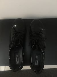 Patent sneakers Newmarket