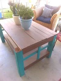 $40 for both chair and patio table Chula Vista, 91911