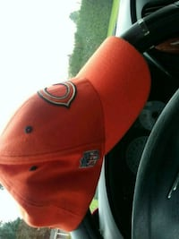 Offical NFL Chicago Bears Cap  Vancouver