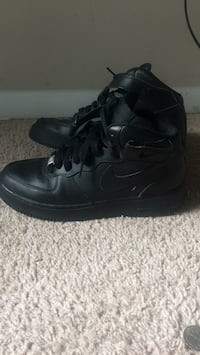pair of black Nike Air Force 1 high Germantown, 20874