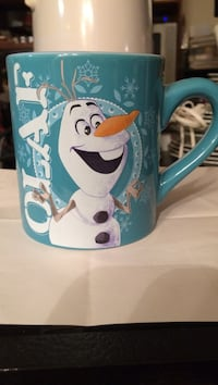 Disney Frozen OLAF Cup Brand New