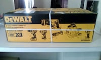 NEW DEWALT 20V  BRUSHLESS XR 6 PC COMBO SET!! Saint Petersburg