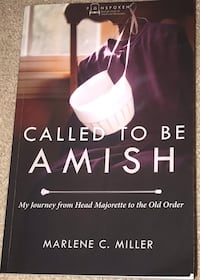 Book- Called to be Amish Newport News, 23608