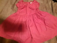 NWOT Size 24mths Girls Pink Dress Vancouver