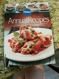 Pillsbury Annual Recipes 2008