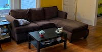 Brown Sectional Couch Arlington, 22209