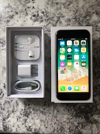 IPHONE 6S 32GB UNLOCKED 10/10 CONDITION $230 FIRM Brampton