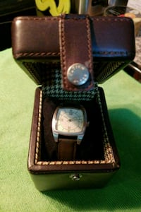 Mens Cutter & Buck leather watch Mississauga, L5B 2C9