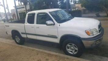 2002 Toyota Tundra SR5 4x4 Access Cab 4AT