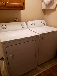 Amana electric washer and dryer  Albuquerque, 87120