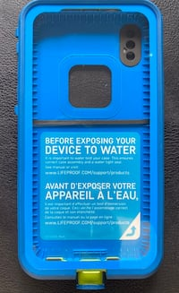 1/2 off Brand new Lifeproof IPhone X case