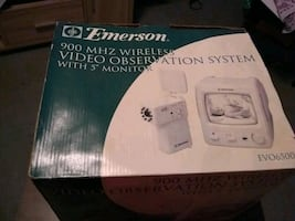 Emerson video system