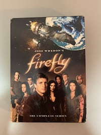 Firefly Complete Series DVD boxset