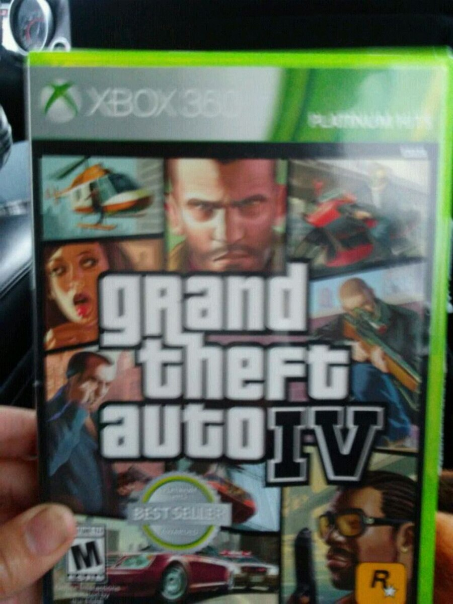 Xbox 360 Grand Theft Auto 5 game case for sale  Winfield