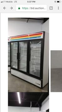 white and black commercial refrigerator Eagan, 55122