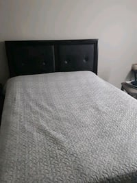queen bed frame with dresser  Houston