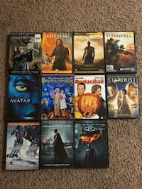 DVDs and tv series Euless, 76040