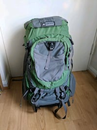 REI Co-op Venus 70 Green Backpack for Hiking and Camping Gaithersburg, 20878