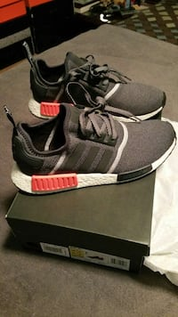 Adidas NMD size 10 Vancouver