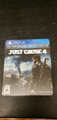 Just Cause 4 PS4 Day One Edition Vaughan