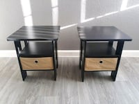 Pair of nightstands Las Vegas, 89102