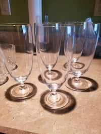 5 Waterford Water Glasses Sioux Falls, 57103