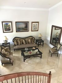 Living room set Miami Lakes, 33016