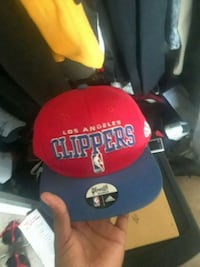 Adidas Los Angeles Clippers hat Compton, 90220