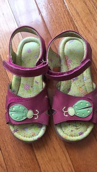 UMI leather sandals kids 12 Herndon, 20171