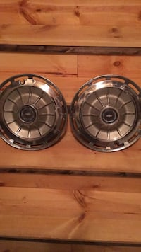 Vintage Chevy hubcaps Hedgesville, 25427