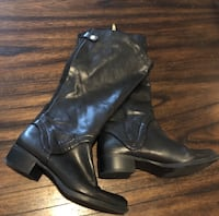 Leather boots size 10 Potomac, 20854