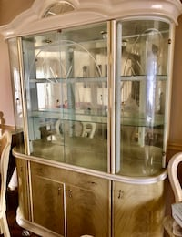 Glass China Cabinet Germantown, 20874