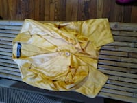 Gold yellow top jacket size small Brooklyn, 11230