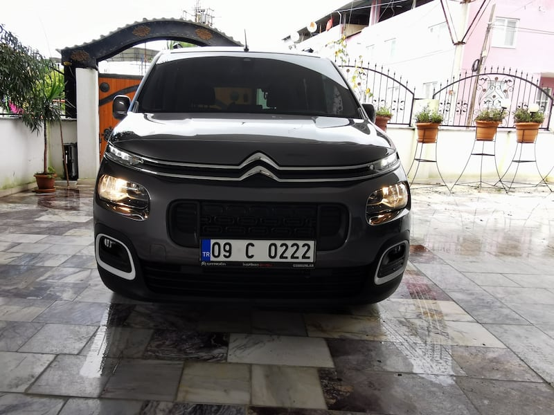 2020 Citroen Berlingo 2950 KM TEMİZ FULL 1