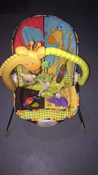Jungle Baby Bouncer Annandale, 22003