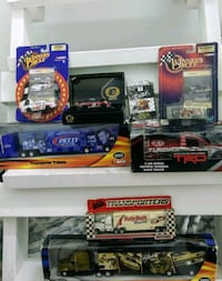 Nascar collection Charlotte