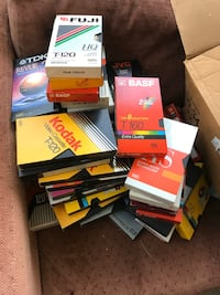Lots of 80's and 90's VCR tapes all for $10 Parkville, 21234