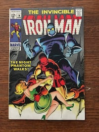 Iron Man #14 Rockford, 61103