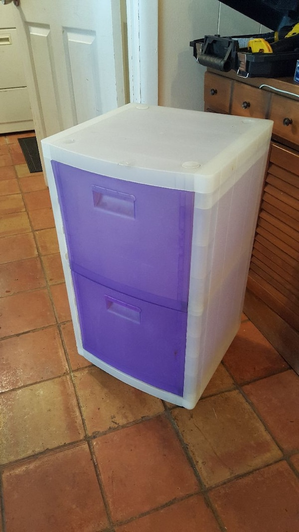 Miraculous Purple Plastic File Cabinet On Wheels Home Interior And Landscaping Pimpapssignezvosmurscom