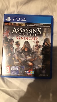 Assassin's creed syndicate ps4 spill tilfelle Oslo, 0685