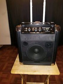 Ion Block Rocker karaoke speaker system
