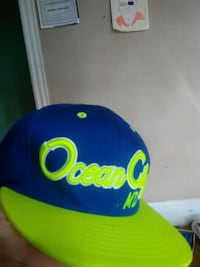 blue and green fitted cap Coventry, 02816