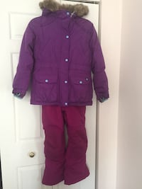 Ski suit for girl brand  lands end  Gaithersburg, 20878