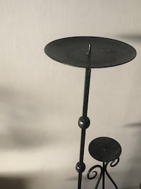 Wrought Iron Candle stand Mississauga, L5R 3R4