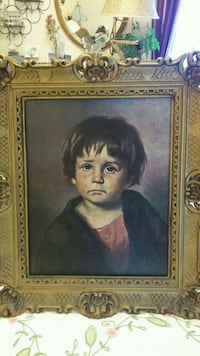 "Crying Boy -16""x20"" West Allis, 53214"