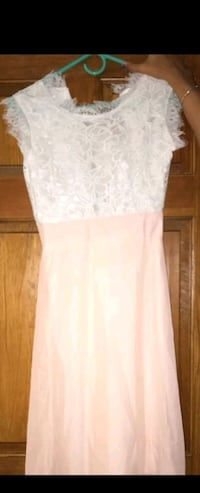 Milk&choco dress brand new without tags Delta, V4K